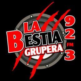 Escuchar en vivo Radio La Bestia Grupera Mexicali 92.3 FM de Baja California
