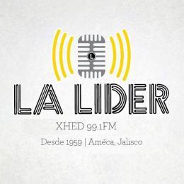 Escuchar en vivo Radio La Lider 99.1 FM Ameca de Jalisco