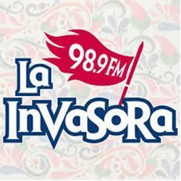 Escuchar en vivo Radio La Invasora 98.9 FM de Aguascalientes
