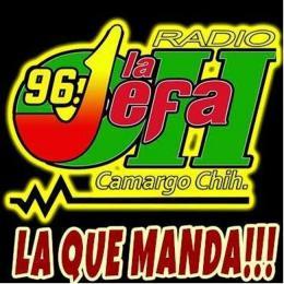 La Jefa Radio 96.1 Ciudad Camargo en Línea