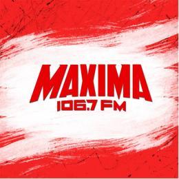 Escuchar en vivo Radio Máxima 106.7 FM Guadalajara de Jalisco