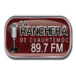 Escuchar en vivo Radio La Ranchera de Cuauhtemoc 89.7 FM de Chihuahua