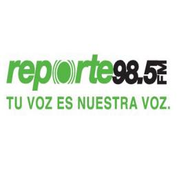 Escuchar en vivo Radio Reporte 98.5 FM de 0