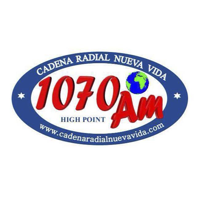 Logotipo de Cadena Radial Nueva Vida