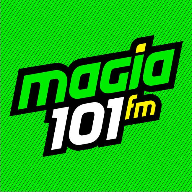 Logotipo de Magia 101 FM Aguascalientes