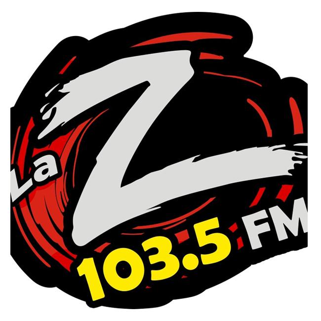 Logotipo de La Z 103.5 FM