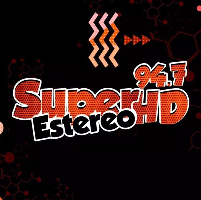 Logotipo de Super Estereo 94.7 HD