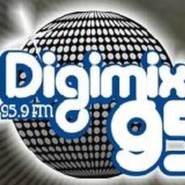 Logotipo de Digimix 95 FM
