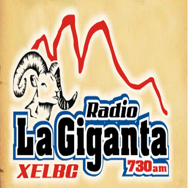 Logotipo de La Giganta 730 AM