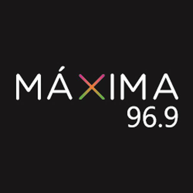 Logotipo de Máxima 96.9 FM