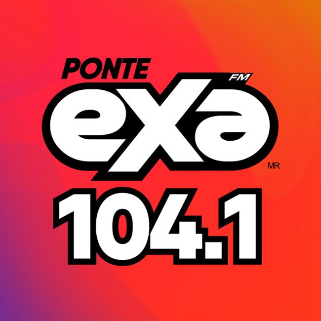 Logotipo de Exa Ensenada 104.1 FM