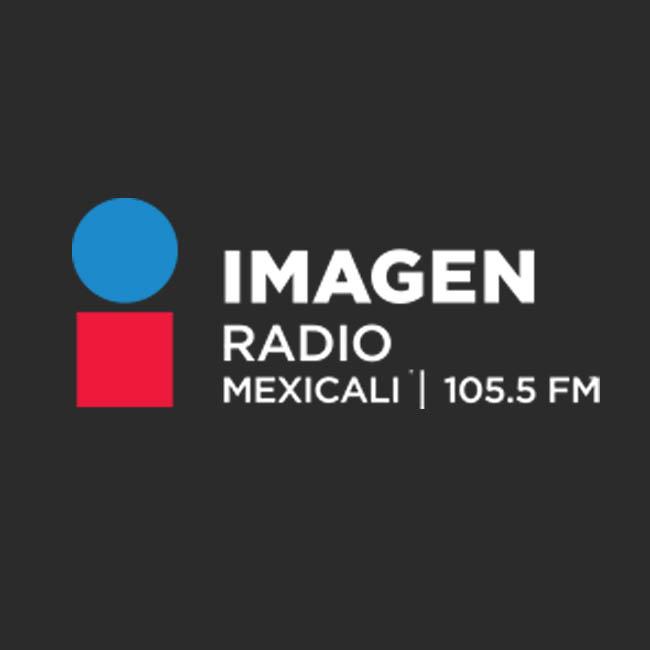 Logotipo de Imagen 105.5 FM
