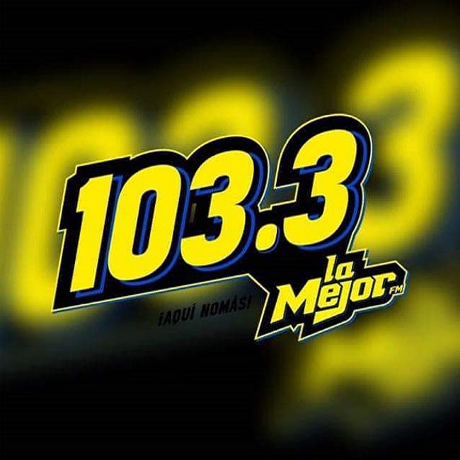Logotipo de La Mejor 103.3 FM