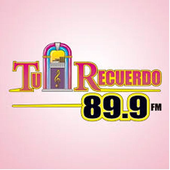 Logotipo de Tu Recuerdo 89.9 FM