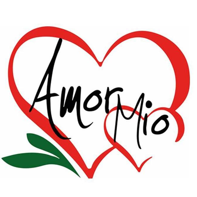 Logotipo de Amor Mío 92.9 FM