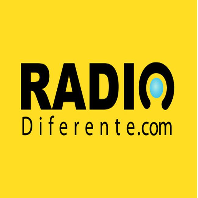 Logotipo de Radio Diferente