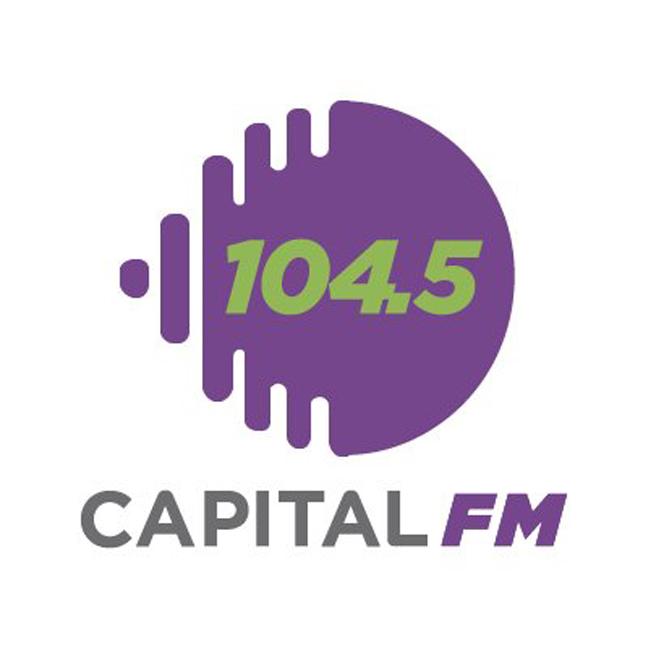 Logotipo de Capital 104.5 FM