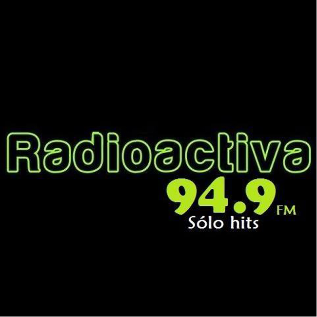 Logotipo de Radio Activa 94.9 San Cristobal