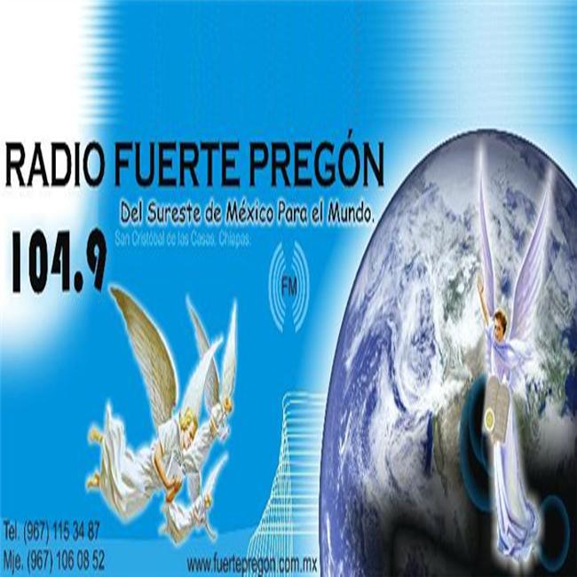 Logotipo de Fuerte Pregón Del Sureste