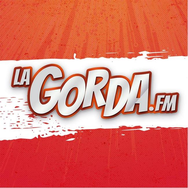 Logotipo de La Gorda FM