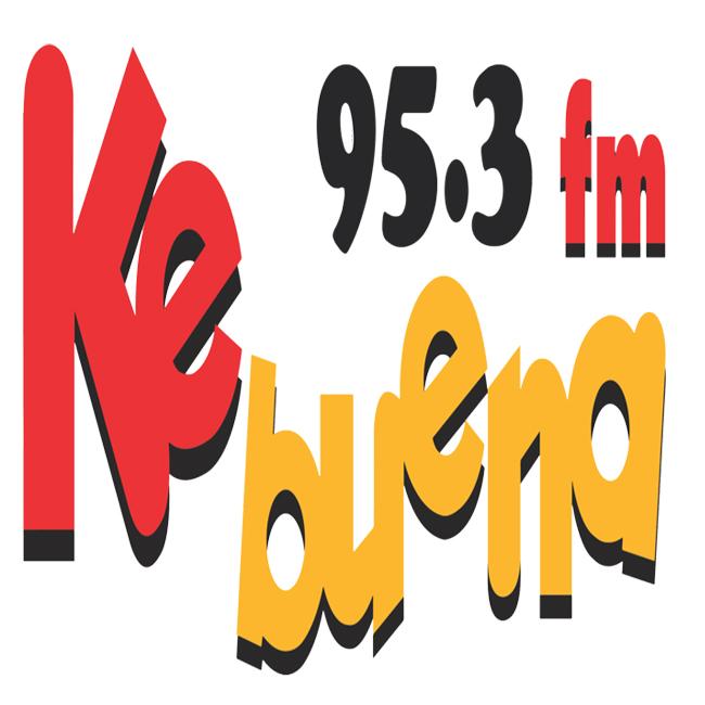 Logotipo de Ke Buena 95.3 FM Delicias