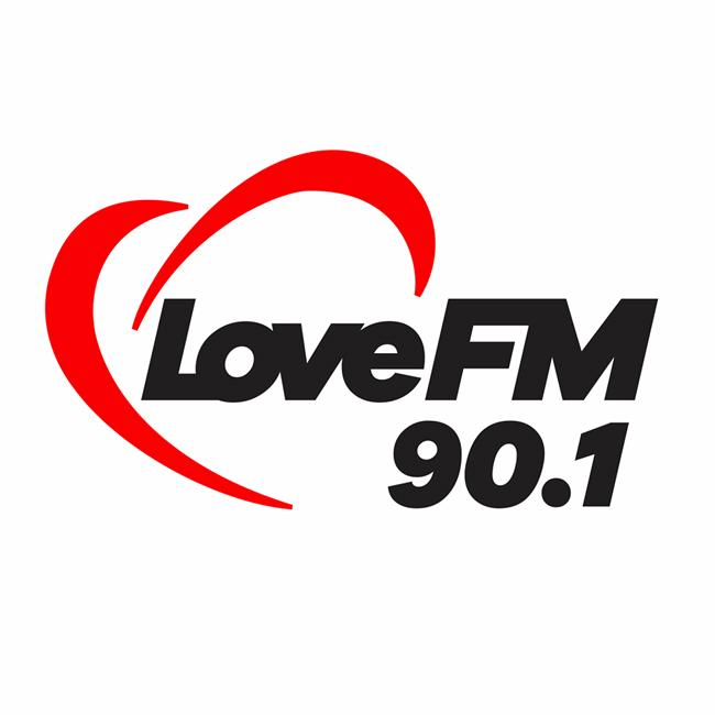 Logotipo de Love FM 90.1