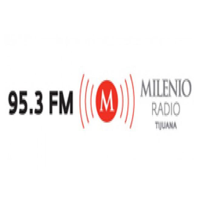 Logotipo de Radio Milenio 95.3 FM