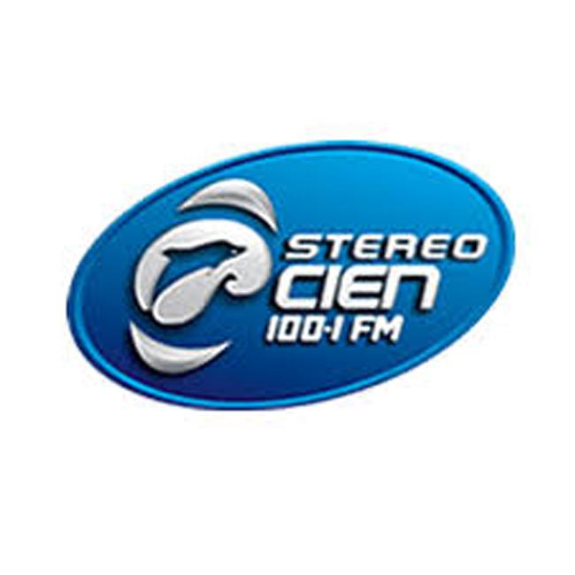 Logotipo de Stereocien 100.1 FM