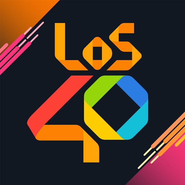 Logotipo de Los 40 Principales 95.7 FM