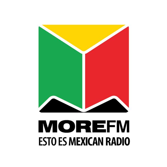 Logotipo de More FM Tijuana