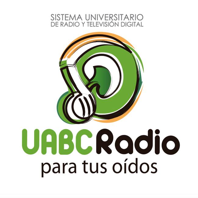 Logotipo de UABC Radio