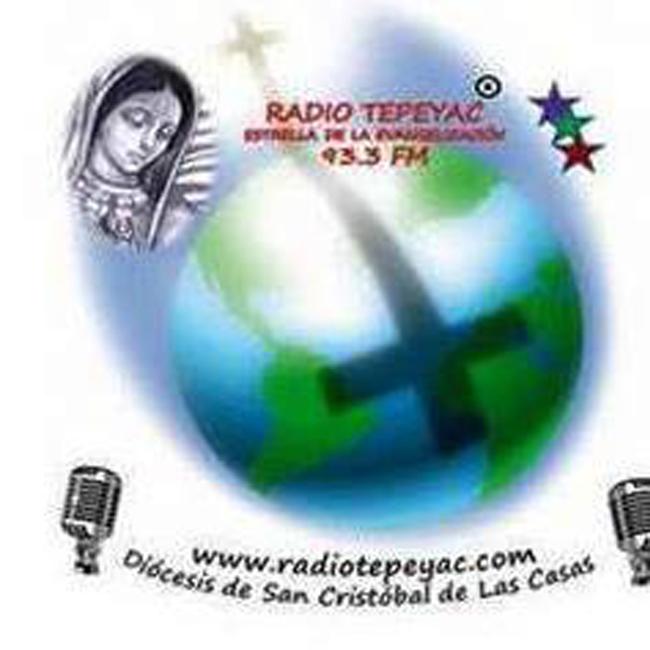 Logotipo de Radio Tepeyac 93.3 FM
