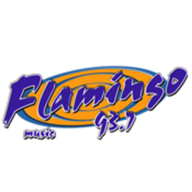 Logotipo de Flamingo Stereo 93.7 FM