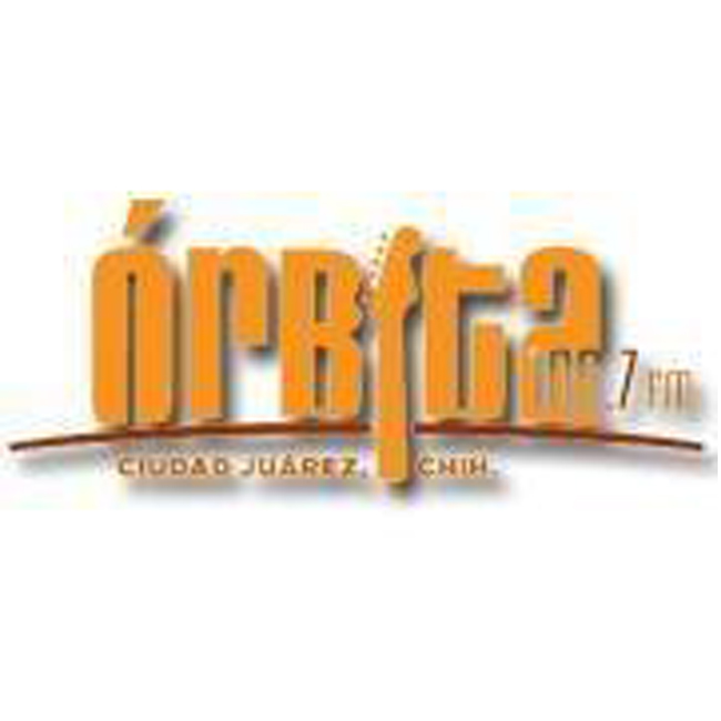 Logotipo de Orbita 106.7 FM