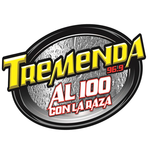 Logotipo de La Tremenda 96.9 FM