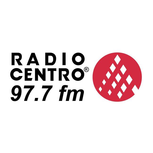Logotipo de Radio Centro  97.7 FM