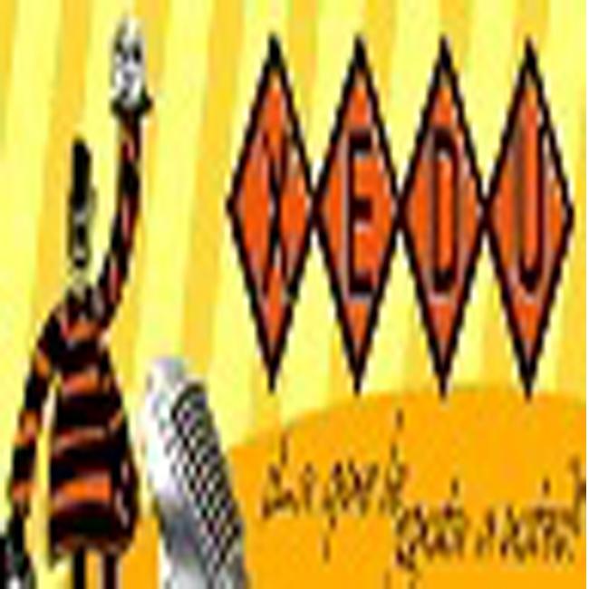 Logotipo de XEDU 860 AM