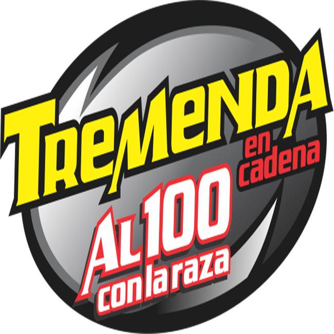 Logotipo de La Tremenda 96.5 FM
