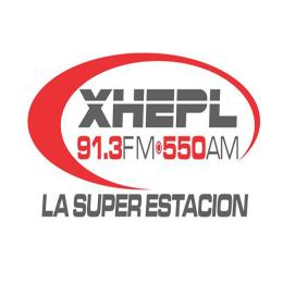 XHEPL La Super Estación 91.3 FM Cuauhtémoc En Vivo