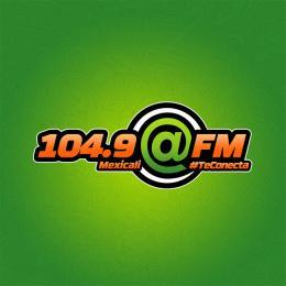 Escuchar en vivo Radio 104.9 Arroba FM de Baja California