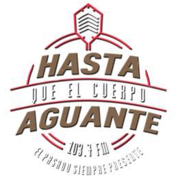 Escuchar en vivo Radio Hasta Que El Cuerpo Aguante 103.7 FM de Aguascalientes