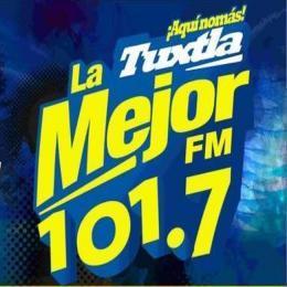 Escuchar en vivo Radio La Mejor 101.7 FM de Chiapas