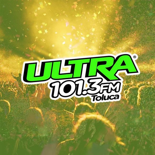 Logotipo de Ultra 101.3 FM