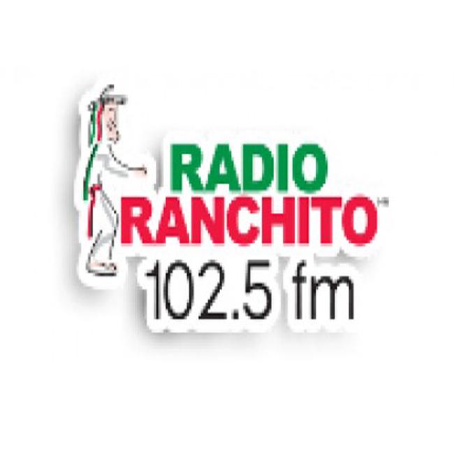 Logotipo de Radio Ranchito 102.5 FM