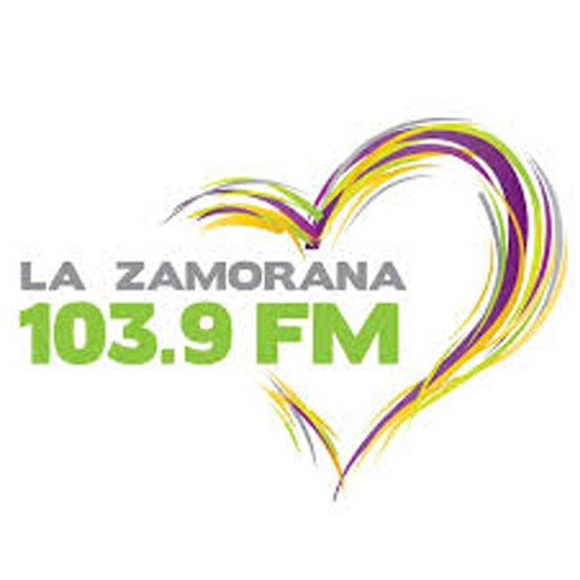 Logotipo de La Zamorana 103.9 FM