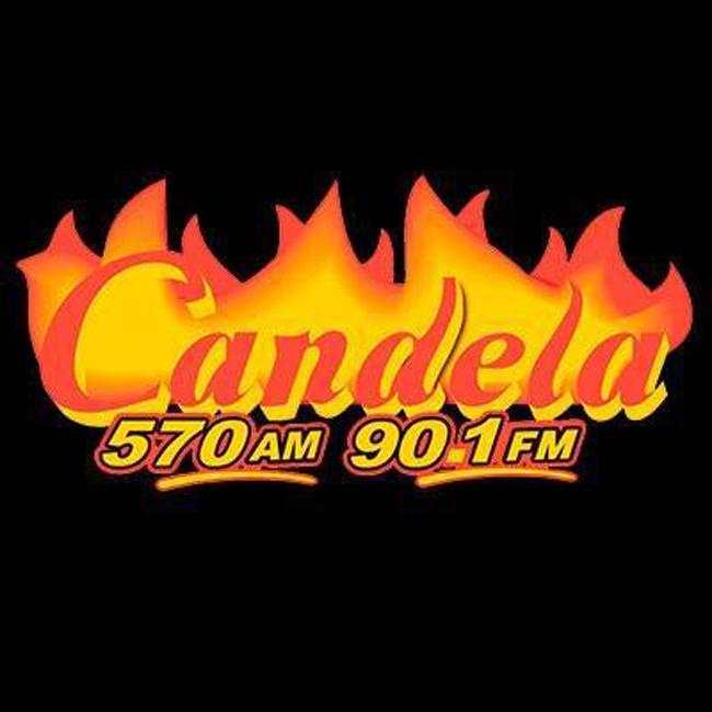 Logotipo de Radio Candela 90.1 FM