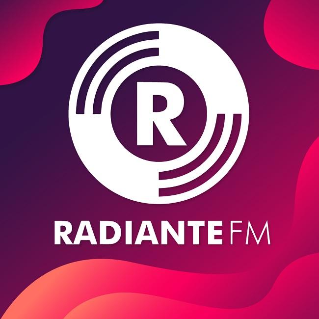 Logotipo de Radiante 91.1 FM La Paz