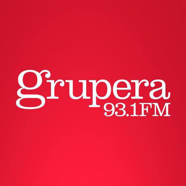 Logotipo de Radio Grupera 93.1 FM