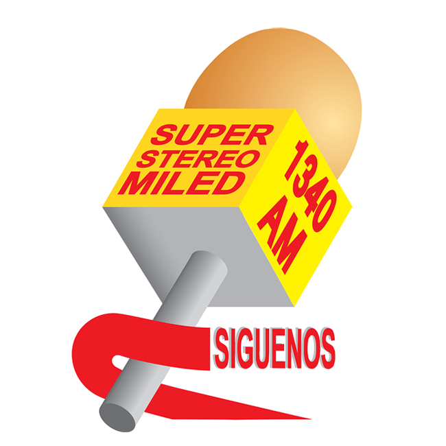 Logotipo de Super Stereo Miled Radio 97.1 FM