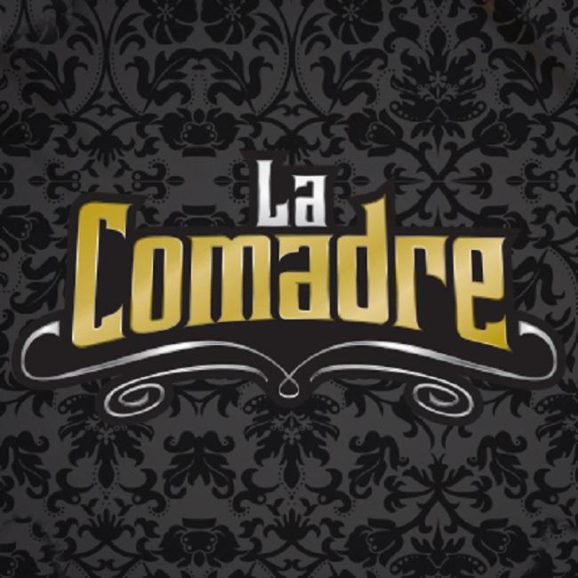 Logotipo de La Comadre 101.5 FM